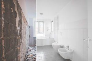 Rénovation de vos salles d'eau